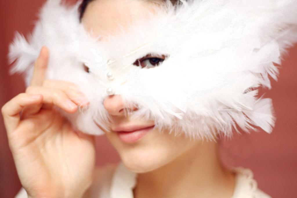 mask-lady
