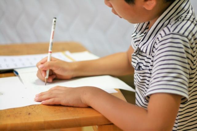 子供の受験勉強