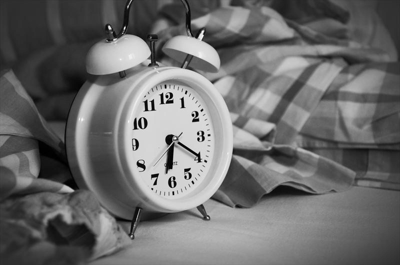睡眠不足と死亡率の関係